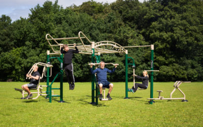 Fresh Air Fitness – not just for Muscle Beach
